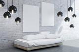 Modern bedroom inter...