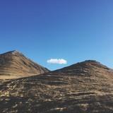 montagne nuvola minimal - 190748095