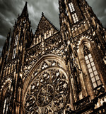 St. Vitus Cathedral in Prague - 190792690