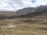 Glacier de Pastoruri à Huaraz dans la Cordillère des Andes au Pérou - 190811840