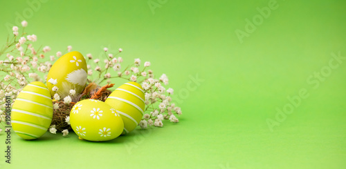 Koncepcja tło Wielkanoc.