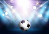 Football under spotl...