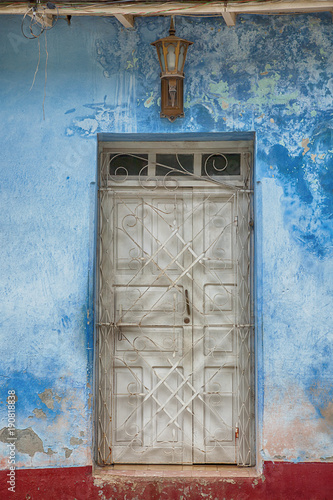 Door, Cienfuegos, Cuba
