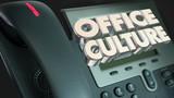Office Culture Telephone Communication 3d Illustration - 190826292