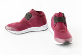 isolated unisex modern style jogging shoes - 190849477