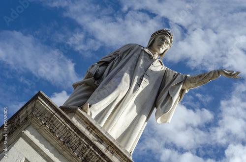 Tuinposter Napels Piazza Dante Naples