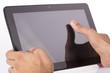 tablet enter the computer internally