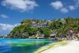 Beautiful ladscape of Boracay island, Philippines - 190873832