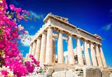 Parthenon temple, Athens - 190879614