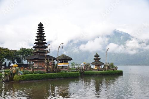 In de dag Bali Bedugul, Bali, Indonesia