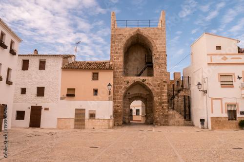 Castillo de Buñol - Katalonien