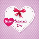 Основные Rvalentines day greeting card love spring tenderness fidelity friendship heart heart graphic illustration designGB - 190901489