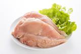 鶏胸肉 - 190966872