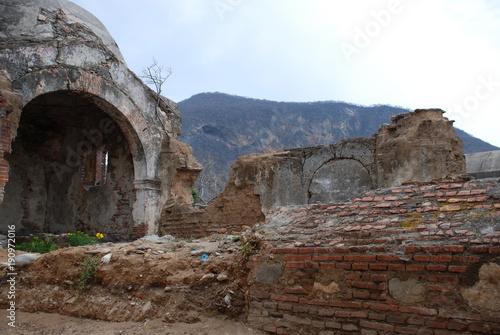 Keuken foto achterwand Cappuccino Templo en Ruinas