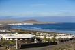 Quadro Playa Famara, Lanzarote, Canary Islands