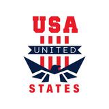 American logo templa...