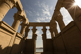 Templo de Philae, detalle. Egipto - 191032240