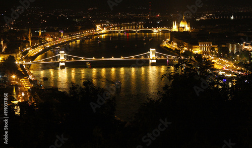 Poster Boedapest Węgry, Budapeszt