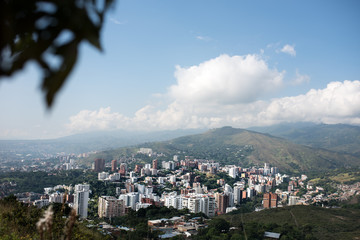 View over Cali, Colombia © Benedict