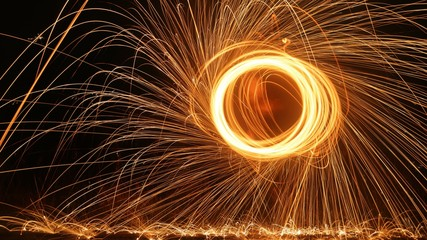 Steel Wool Loop