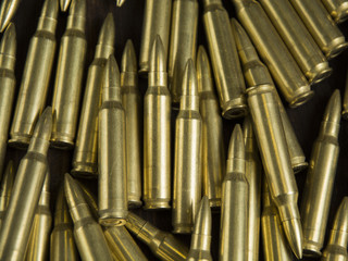 Cartridges for rifled weapons