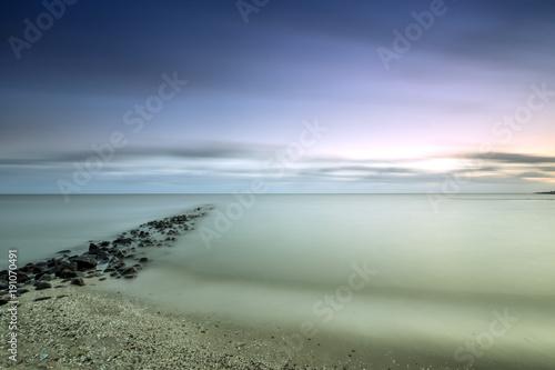 In de dag Noordzee Meer Nordsee