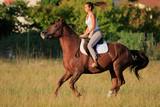 La ragazza con il cavallo - 191075666
