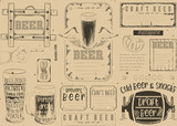 Beer Placemat - 191087876