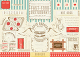 Burger Placemat - 191091278
