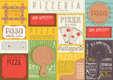 Placemat for Pizzeria - 191094894