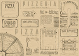 Placemat for Pizzeria - 191095432