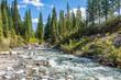 The Kootenay River