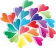 heart shape design - 191138642