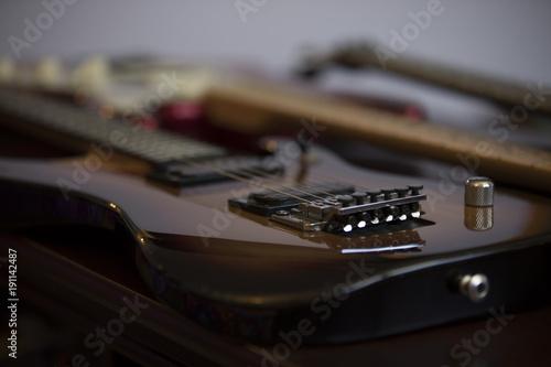 Fotobehang Muziek My guitar gently weeps