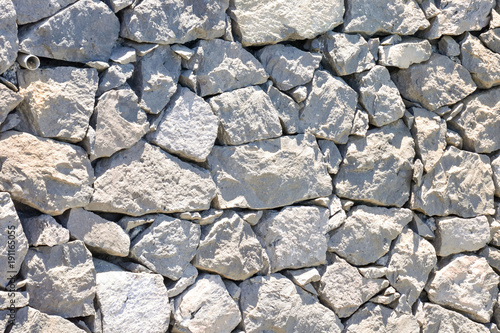 Aluminium Stenen Grunge Brick Wall Texture