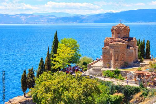 Église Saint-Jean de Kaneo, Église Saint-Jean de Kaneo, Ohrid, Macédoine