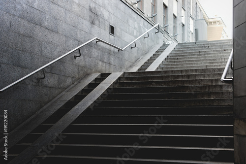 Underpass and concrete stairs - 191220084