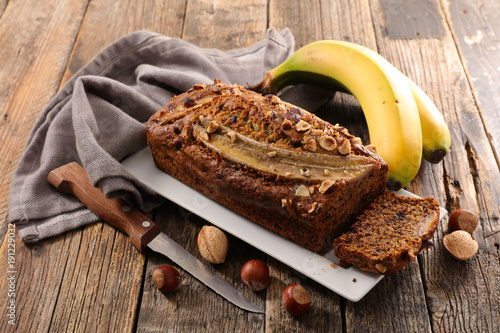 homemade banana bread - 191229032