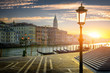 Street lamp in Venice