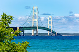 The Mackinac Bridge - 191249482