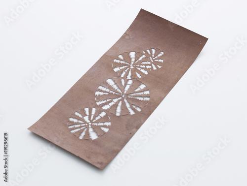 Aluminium Kyoto 友禅紋型紙