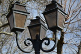 Street lights in the south of france - 191312017