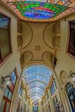 Black Eagle Palace and glass covered passage, Oradea, Romania - 191330440