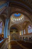 Inside of the Neolog Synagogue Zion. Oradea, Romania - 191330463