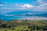 Panoramic view of Urla, Izmir province, Turkey - 191373083