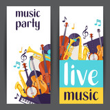 Jazz party live musi...