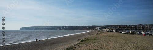 Seaton, Devon, England, UK - 191401650