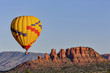 """Sedona Baloon Flight"""