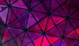 Violettes Mosaik - 191448281