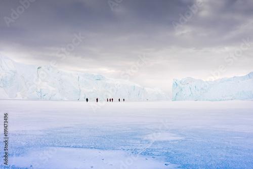 Fotobehang Antarctica Cape Evans
